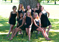2011 OU Cheer and Dance Team