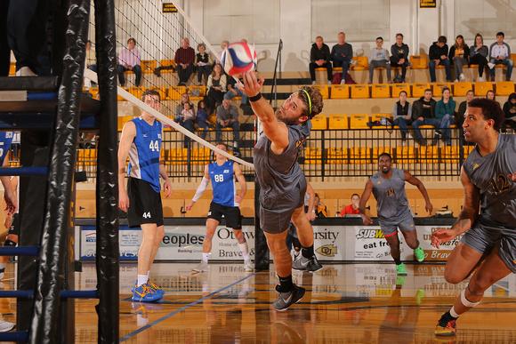 Ottawa Univerity Men's Volleyball